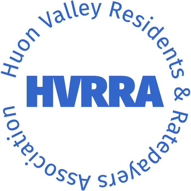 Huon Valley Residents & Ratepayers Association (Inc)